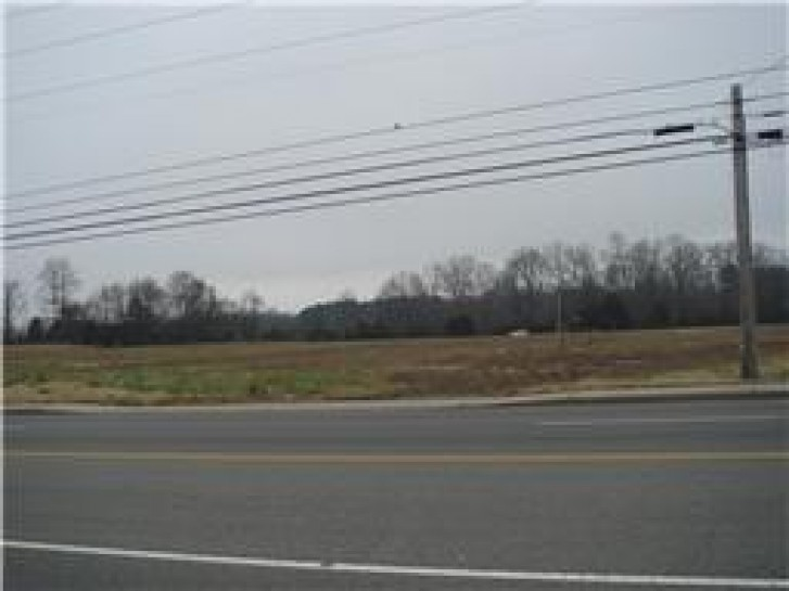 Commercial Land Located on North Jackson Street